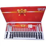Diamond Cut® 19pc Cutlery Set