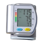 Automatic Digital Wrist Blood Pressure Monitor