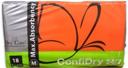 ConfiDry Dry 24/7 Maximum Absorbency Adult Diapers