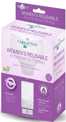 CareActive Women's Reusable Incontinence Panties