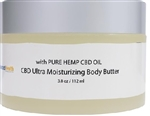 Enhanced Health CBD Hemp Genix Body Butter