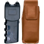 Stun Gun and Flashlight with Sheath