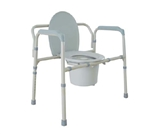 Drive Medical Bariatric Commode Chair