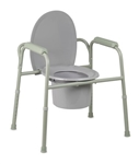McKesson Bedside Commode Chair