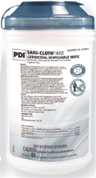 Disinfectant Sani-Cloths Canister of 65
