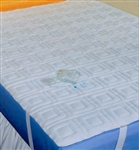 Mattress Cover PressureGuard Easy Air 76 X 80 Inch Fluid-Proof for King