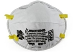 Particulate Respirator Mask Barrier® Cup Headband
