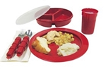 Redware Tablewear Set