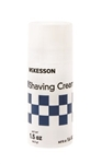 McKesson Shaving Cream 1.5oz Can