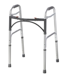 Sunmark Adjustable Folding Walker