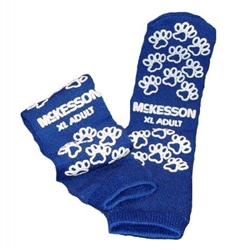 McKesson Medi-Pak Slipper Socks