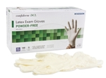 McKesson Confiderm Powder-Free Latex Exam Gloves