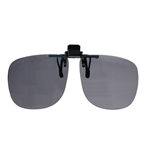 NoIR Small Flip-Up Clip-On Sunglasses