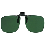 NoIR Large Flip-Up Clip-On Sunglasses
