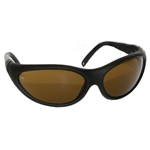 Noir 100% UV Protection Wrap-Around Modern Sunglasses