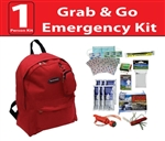 Grab and Go Emergency Kit