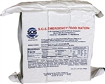 SOS 3600 Calorie Food Ration Bar