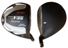 Heater F-35 Offset Black Cup Face Titanium Driver
