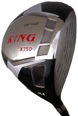 King X750 Cup Face Driver