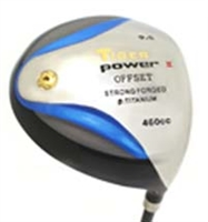 Tiger Power II Offset Titanium Driver