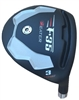 Heater F-35 Offset Black Fairway Wood