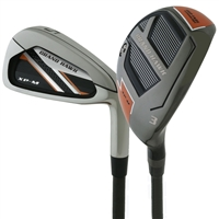 3-PW Grand Hawk XP-M Hybrid/Iron Combo Set