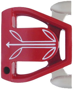 Twin Engine Red Putter