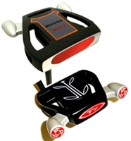 Twin Engine Black Putter