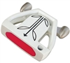 Twin Engine White Putter