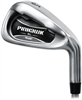 4-PW, AW Pinhawk Single Length Iron Set