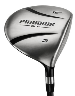 Pinhawk SLF Single Length Fairway Wood