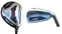 4-PW, AW Integra i-Win Single Length Hybrid/Iron Combo Set