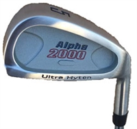 3-SW Alpha 2000 Iron Set