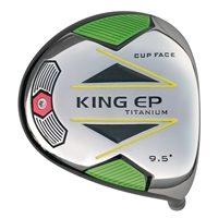 King EP Cup Face Titanium Driver Component