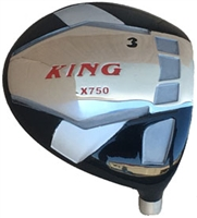 King X750 Fairway Wood Component