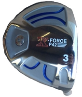 X-Force P42 Fairway Wood Component