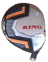 King XH II Fairway Wood Component