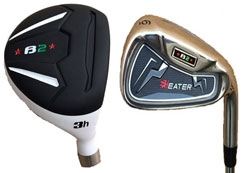 Heater B2 Hybrid/Iron Components