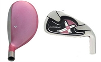 Pink Extreme X2 Hybrid/Iron Components