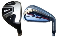 King X888 Hybrid/Iron Components