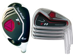 Tour Model T11 Hybrid/Iron Components