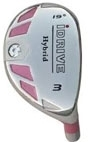 3-PW Integra iDrive Pink Hybrid Set