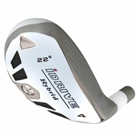3-PW Integra iDrive White Hybrid Set