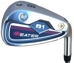 Heater B1 Iron Components