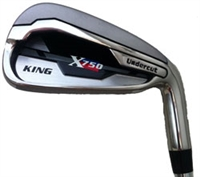 King X750 Iron Components
