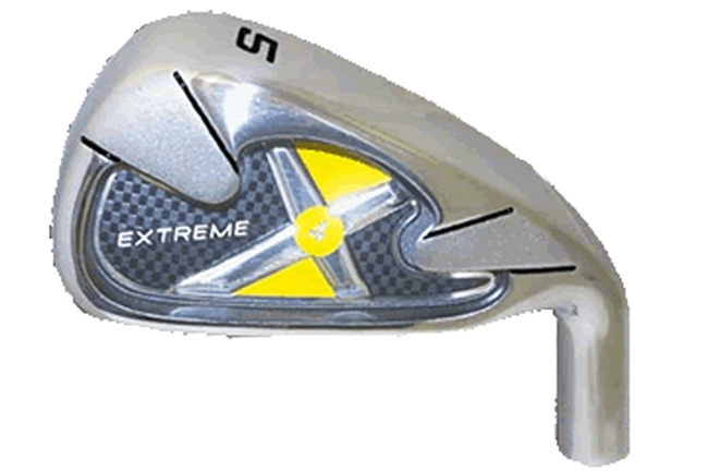 Extreme X2 Iron Components