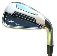 Silver Diamond LX-Tour Iron Components