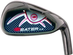 3-PW Heater 3.0 Black Plasma Iron Set