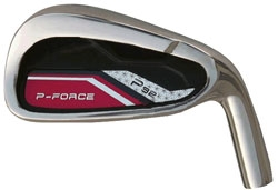 3-PW P32 P-Force Iron Set