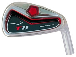 3-PW T11 Power Back Iron Set
